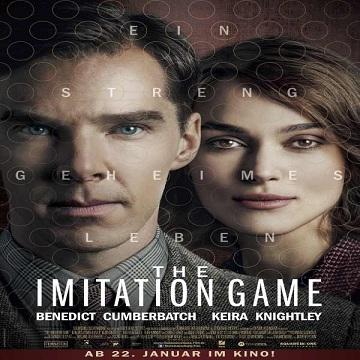 فيلم The Imitation Game 2014 مترجم نسخة بلـــورى