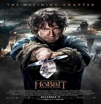 فيلم The Hobbit Battle Of The Five Armies 2014 مترجم ديفيدى
