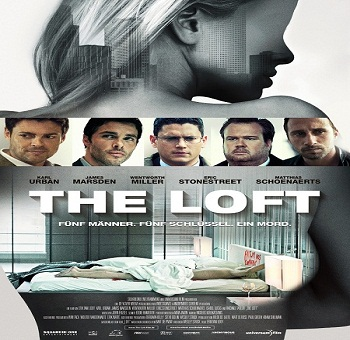 فيلم The Loft 2015 مترجم ديفيدى