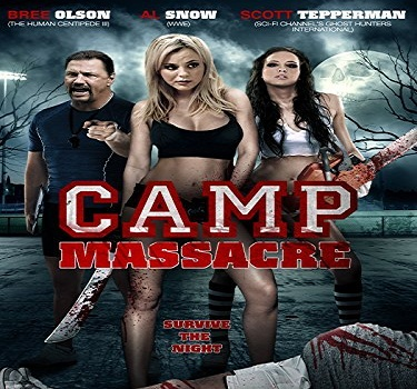 فيلم Camp Massacre 2014 مترجم DVDRip
