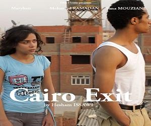 فيلم الخروج من القاهرة 720p & 576p HDTV