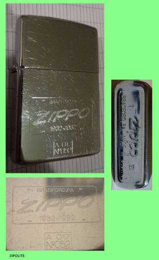 Zippo a 000 n 000 signification de ce marquage sp cial for Nombre 13 signification