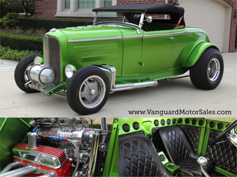 1932 Ford hot rod - Page 10