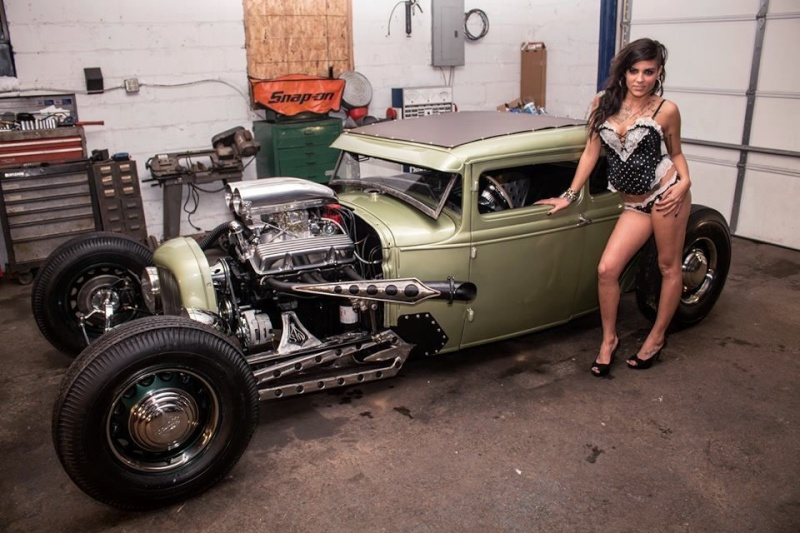 1930 Ford Hot Rod Page 4