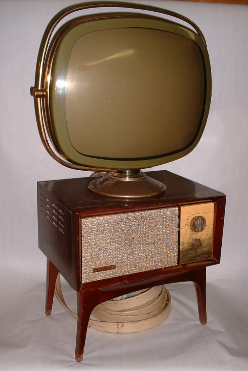 Philco Predicta Television 1958 1960 # Les Table Pour Television Nouveaute
