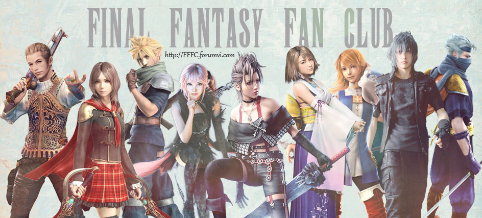 Final Fantasy Fan Club