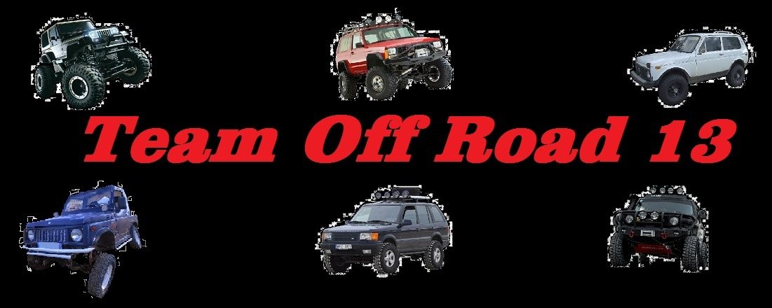Team Off Road 13