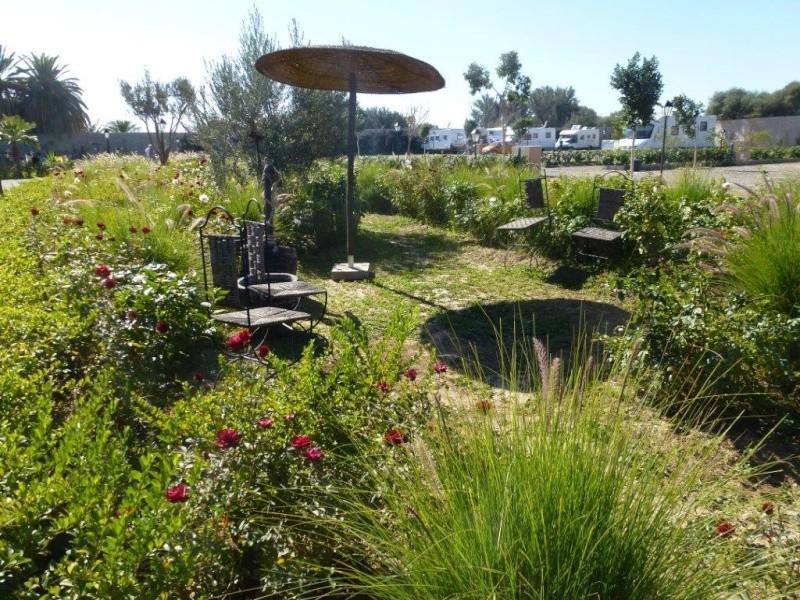 Camping le jardin taroudannt for Camping le jardin