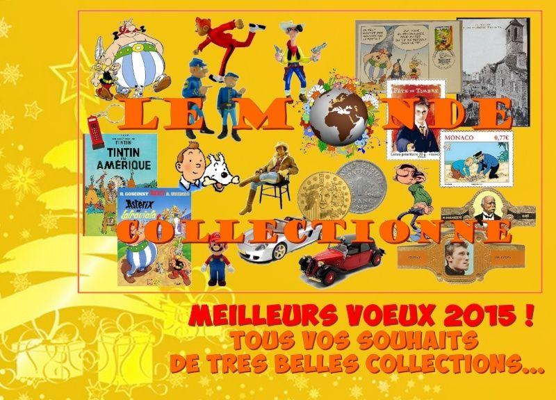 Le Monde Collectionne