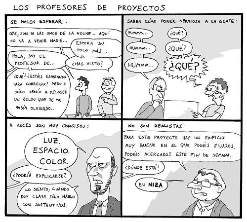 comics de arquitectos