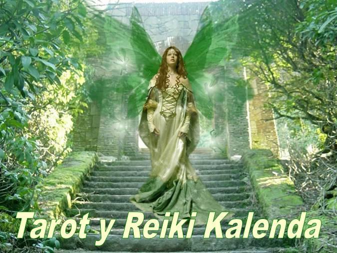 Kalenda Maestra de Tarot y Reiki