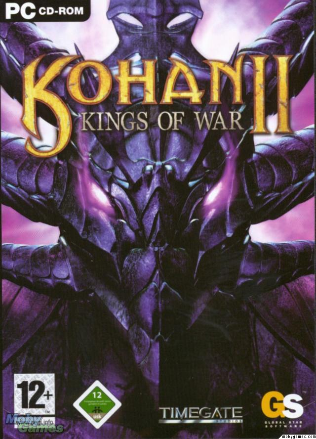 Kohan II: Kings of War (PC Windows)
