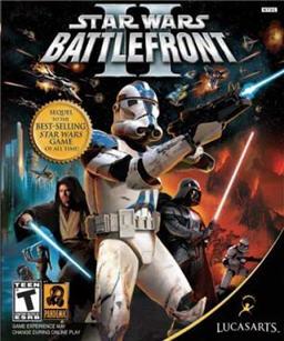 Star Wars: Battlefront II (PC Windows, PlayStation 2, PSP, Xbox)