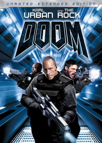 Doom - pelicula/movie (2005)