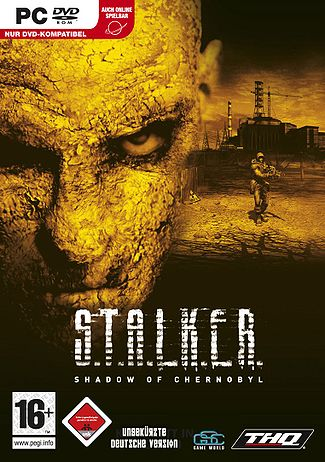 S.T.A.L.K.E.R.: Shadow of Chernobyl (PC Windows)