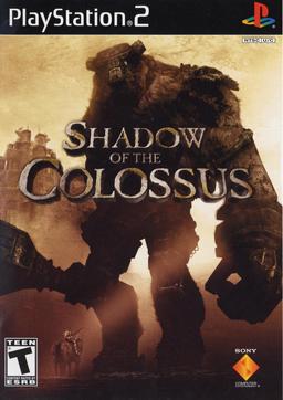 Shadow of the Colossus (PS2, posteriormente saldría una versión HD para la ps3 (The Ico & Shadow of the Colossus Collection)