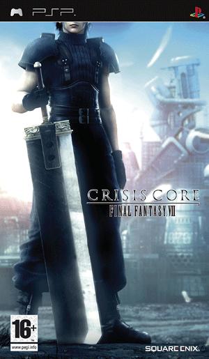 Crisis core: Final Fantasy 7 (PSP)