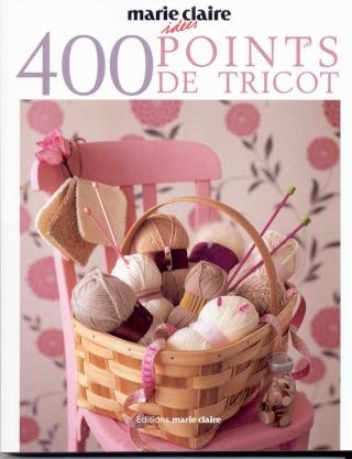 400 points de tricot