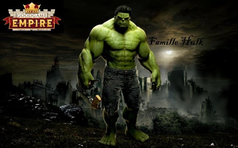 Famille Hulk