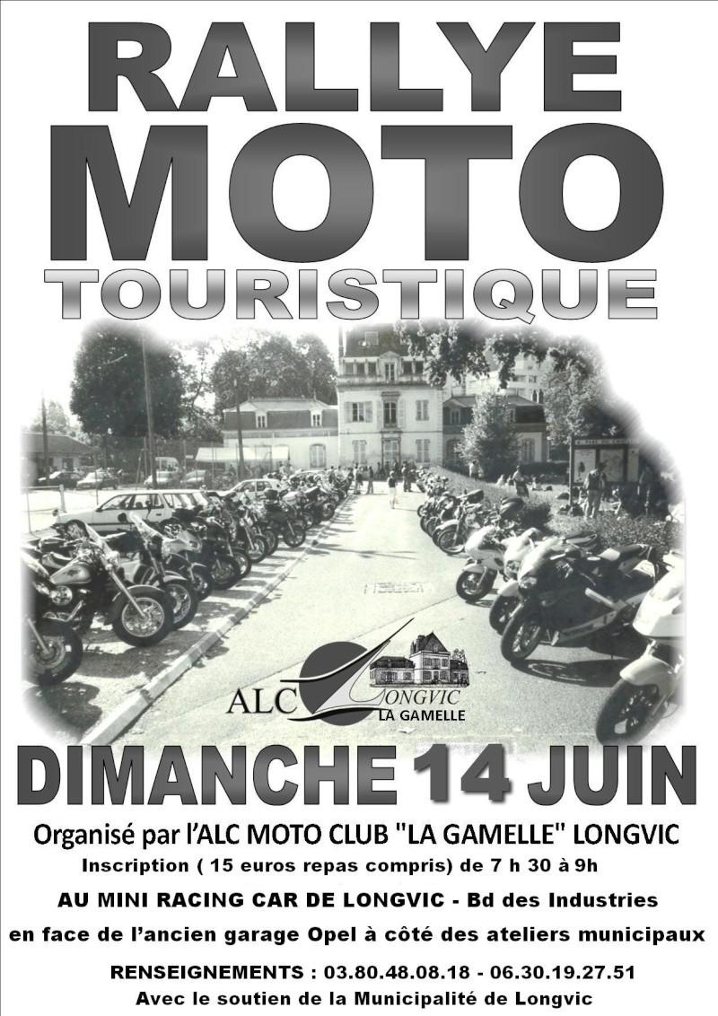 Rallye promenade du moto club la gamelle 14 juin 2015 for Garage opel nice la plaine