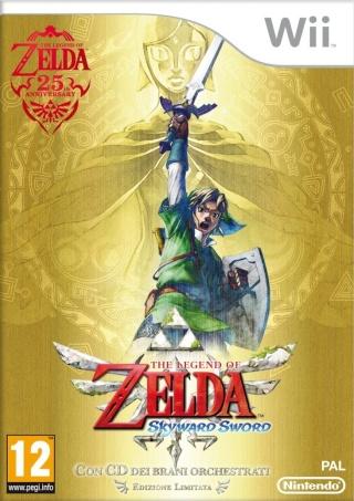 [Wii] The Legend of Zelda Skyward Sword