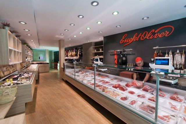 Carnicerias modernas for Recogida muebles barcelona