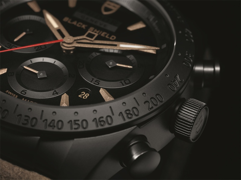 Relativ TUDOR Fastrider Blackshield - Passion Horlogère MC25