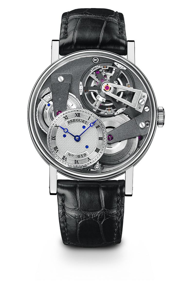 Breguet Tradition Tourbillon Fusée 7047 - Passion Horlogère