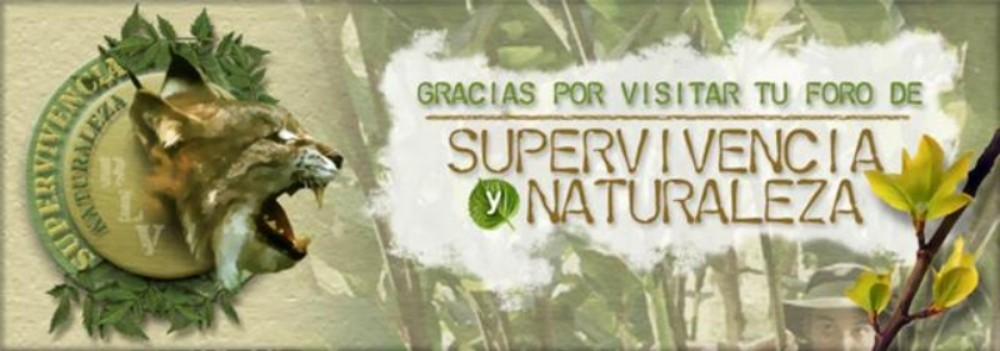 Supervivencia y Naturaleza - Survival and Nature