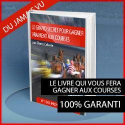 Le livre qui vous fera gagner aux courses 100 %