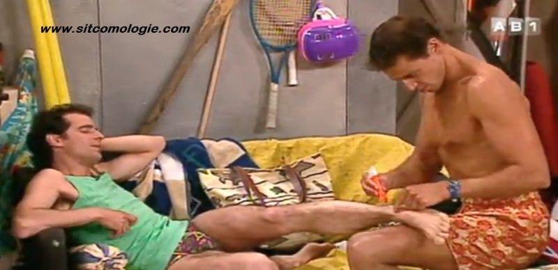 Alexia et Ludovic: Des pieds et des fesses - Chapitre 1