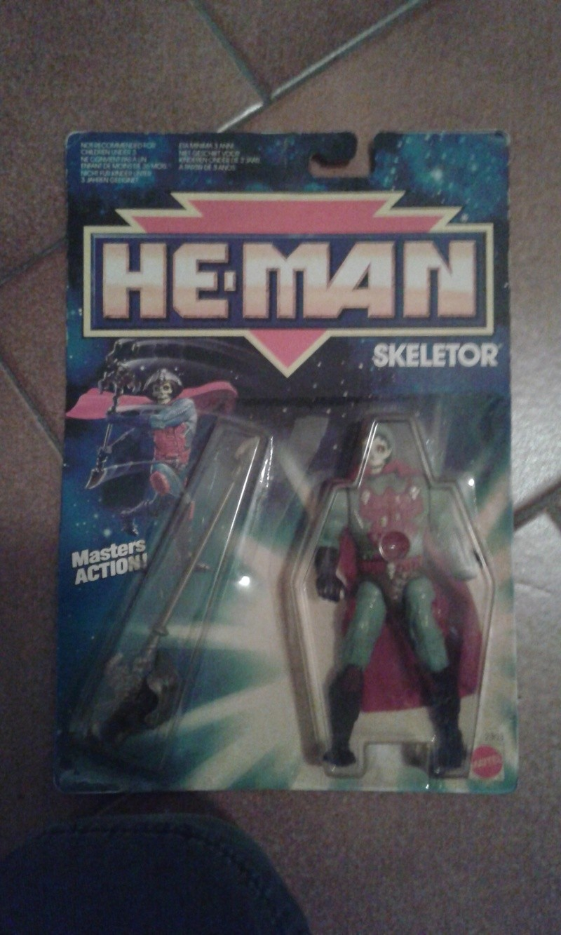 Skeletor he man 1988 made in malaysia mattel for Cerco poltrona in regalo