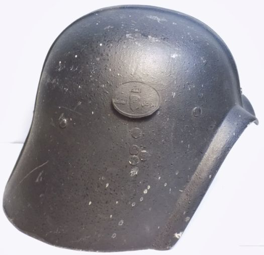 Southern Seazons Top 5 Posts Of 2015: Another Reproduction Fedayeen Helmet