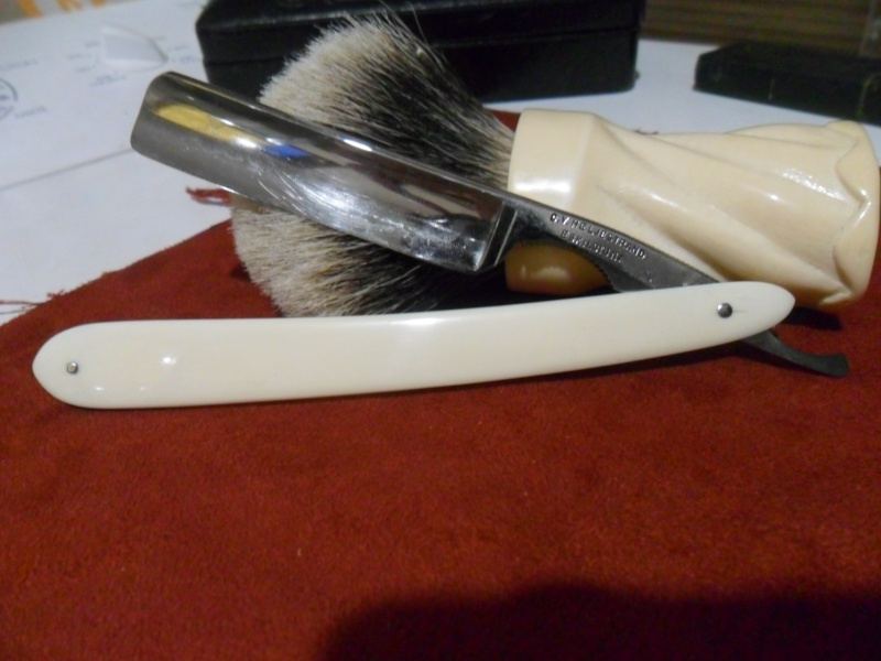 Fabrication d 39 une chasse en ivoire pour mk n 32 page 2 - Fabrication glue pour chasse ...
