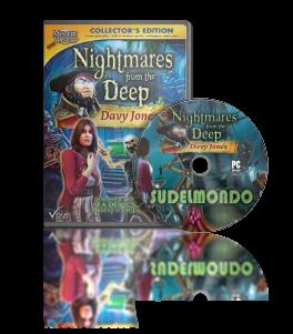[PC] Nightmares From The Deep Davy Jones Collectors Edition (2014)(Sub-ITA)