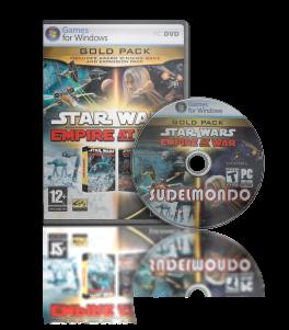 [PC] Star Wars® Empire at War™: Gold Pack (2010)(Sub-ITA)