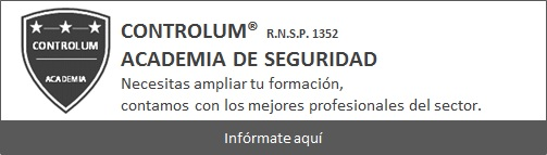 Academia controlum seguridad