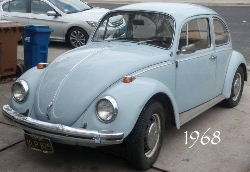 Volkswagen 68