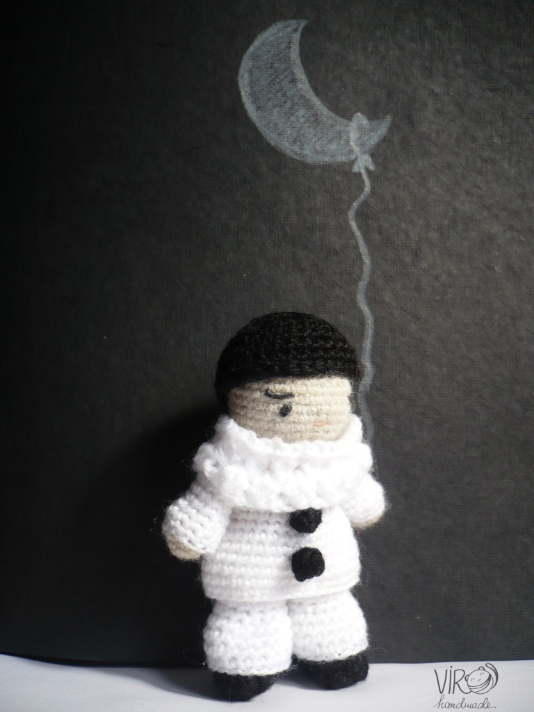 Amigurumi Crochet Japonais : La femme et la Lune ... - Page 2