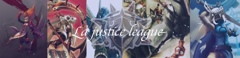 Le QG de la Justice league
