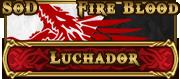 Fire Blood [Luchador]