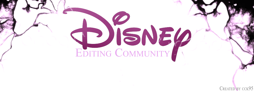 Disney Editing Community