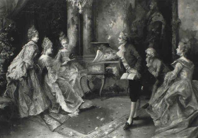 La Le 231 On D Histoire De Marie Antoinette Par Anton Telser