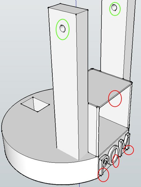 question sur la compatibilit d 39 un projet pour impression 3d forum pour l 39 impression 3d et les. Black Bedroom Furniture Sets. Home Design Ideas