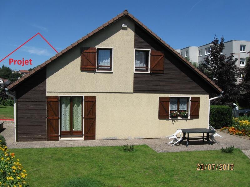 Construction d 39 un garage ossature bois - Probleme maison ossature bois ...
