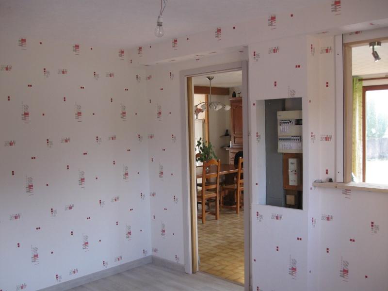 Transformation d 39 un garage en pi ce vivre - Comment cacher une chaudiere dans une cuisine ...