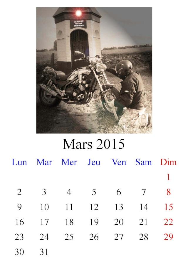 Un motard breton branch�