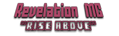 Welcome To The RevelationMC Forums!