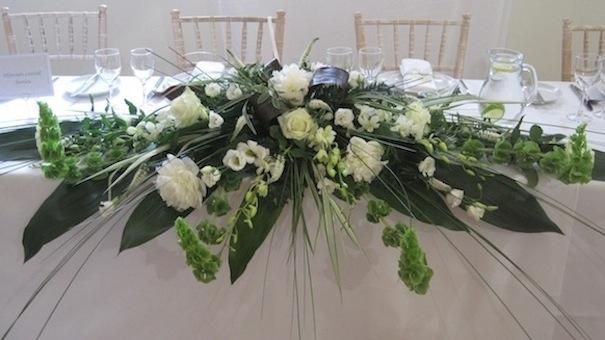 Bouquet Table Honneur Mariage Votre Heureux Blog Photo De Mariage