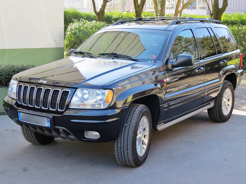 a vendre grand cherokee wj 2 7 crd overland 2003. Black Bedroom Furniture Sets. Home Design Ideas